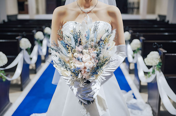 装花,記念日,結婚式