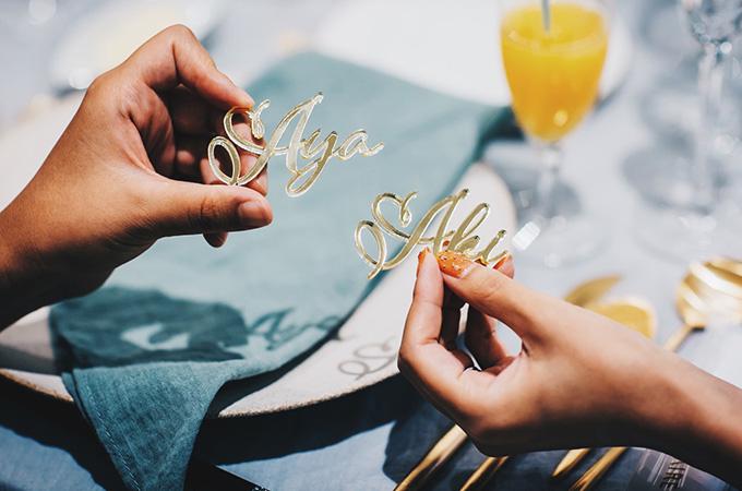 ファミリーウェディング,家族結婚式,少人数