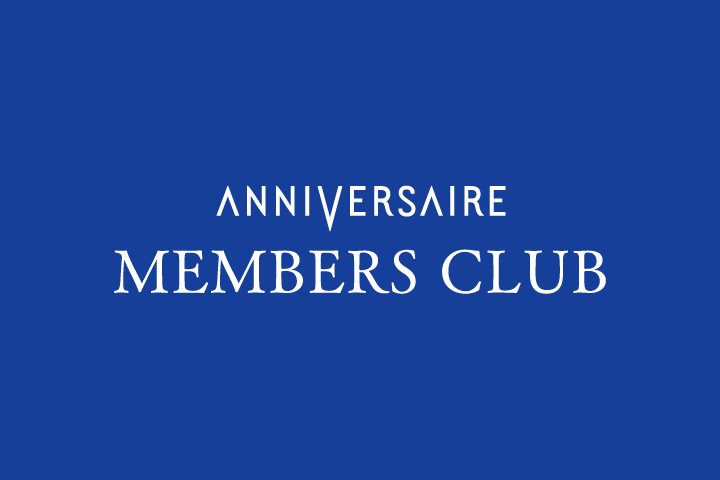 ANNIVERSAIRE MEMBERS CLUB